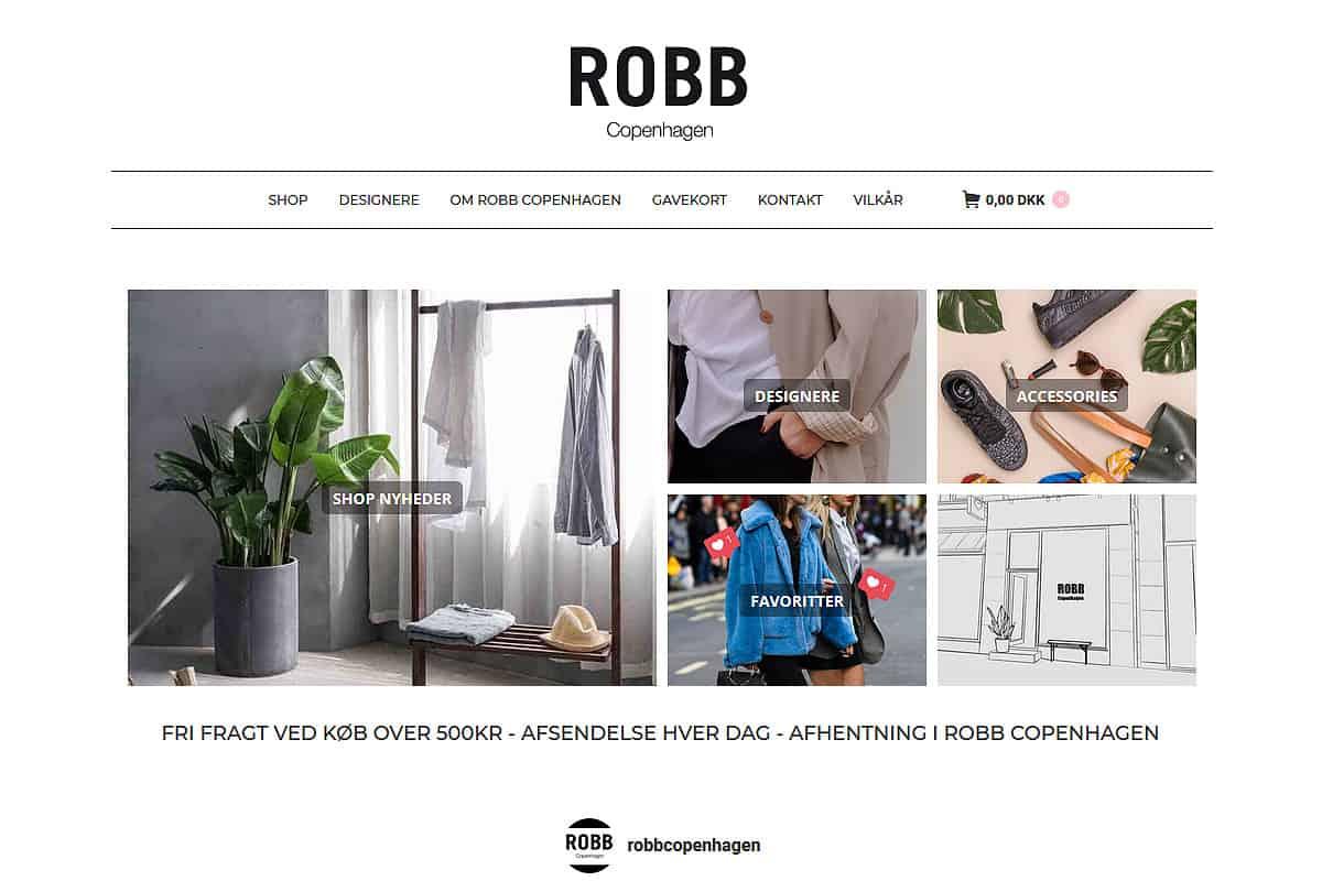 ROBB COPENHAGEN - Davids Hjemmesider